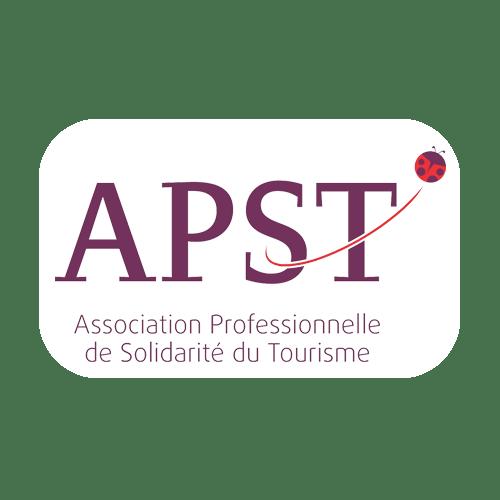 Logo de l'Association Professionnelle de Solidarité du Tourisme