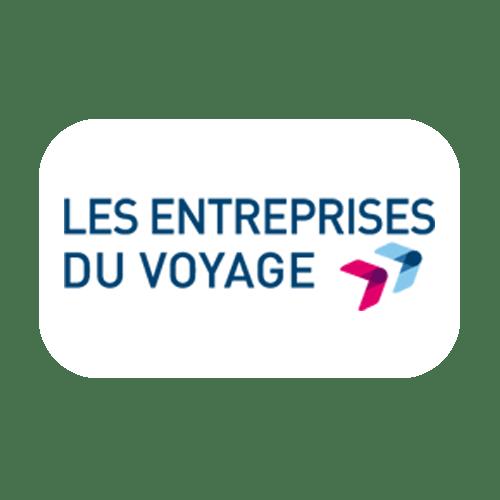Logo des Entreprises du Voyage